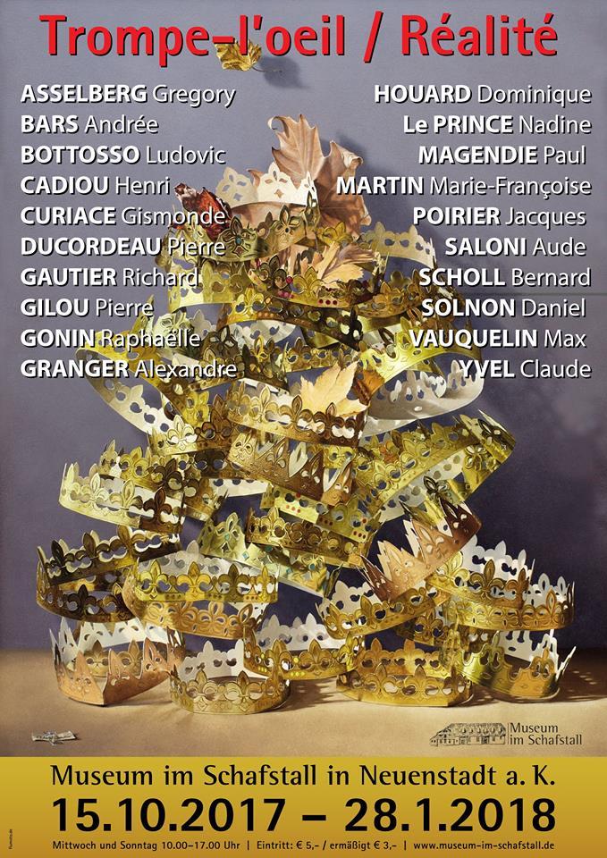 Affiche expo Neuenstadt avec noms